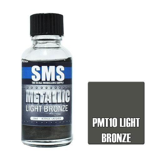Metallic LIGHT BRONZE 30ml