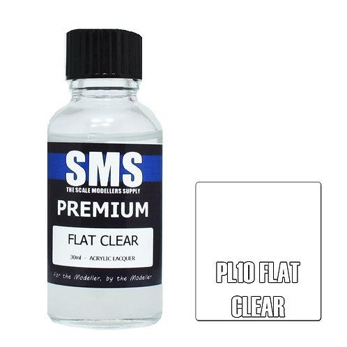 Premium FLAT CLEAR 30ml