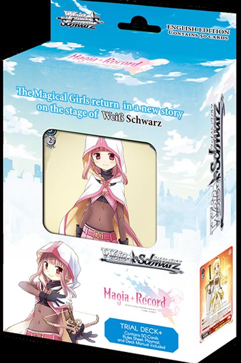 Magia Record: Puella Magi Madoka Magica [Side Story] (Mobile version) Trial Deck