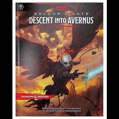 D&D Baldurs Gate Descent Into Avernus