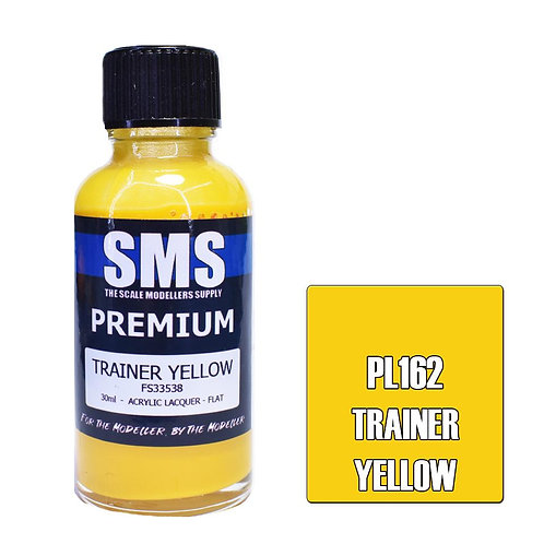 Premium TRAINER YELLOW 30ml