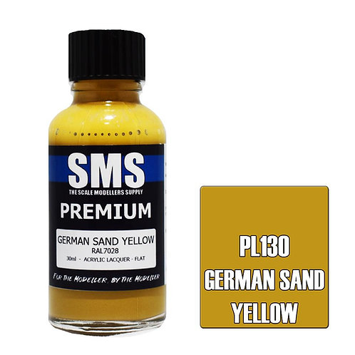 Premium GERMAN SAND YELLOW 30ml