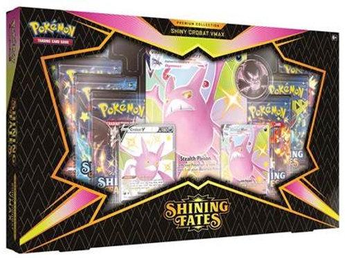 Pokemon Shining Fates Premium Collection - Shiny Crobat