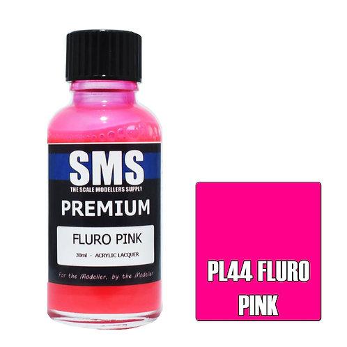 Premium FLURO PINK 30ml