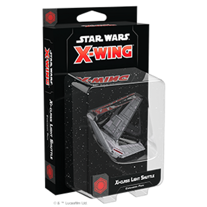Star Wars X-Wing 2nd Edition Xi-class Light Shuttle Expansion Pack