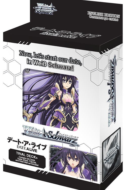 Date A Live Trial Deck+ English Edition