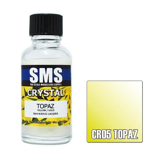 Crystal TOPAZ (Yellow / Gold) 30ml