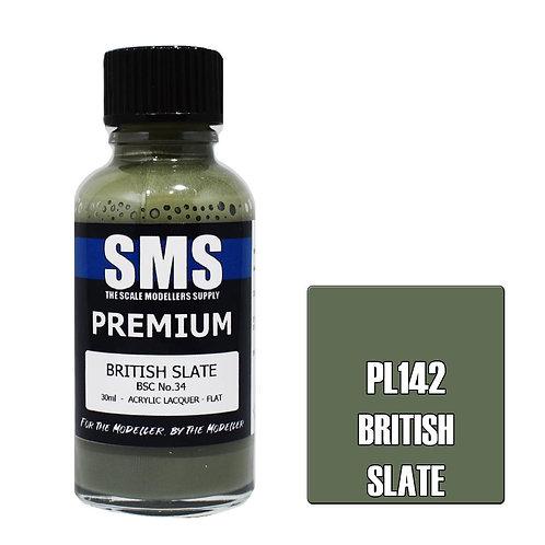 Premium BRITISH SLATE 30ml