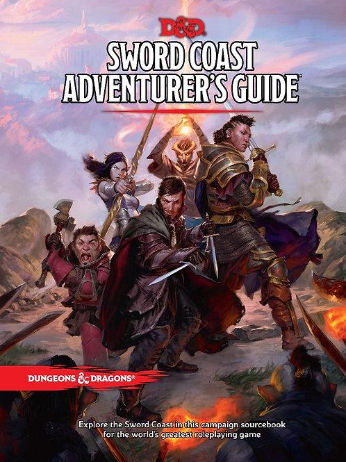 D&D Sword Coast Adventure Guide