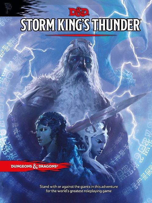 D&D Storm Kings Thunder
