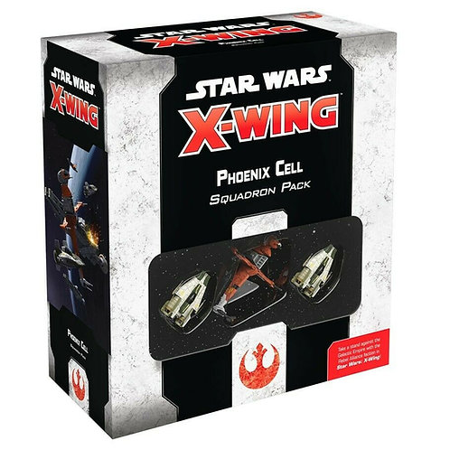 X-Wing Phoenix Cell Squadron pack