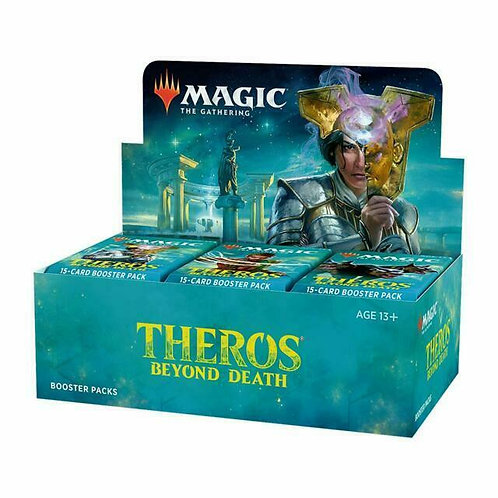 Theros Beyond Death Draft Booster Display