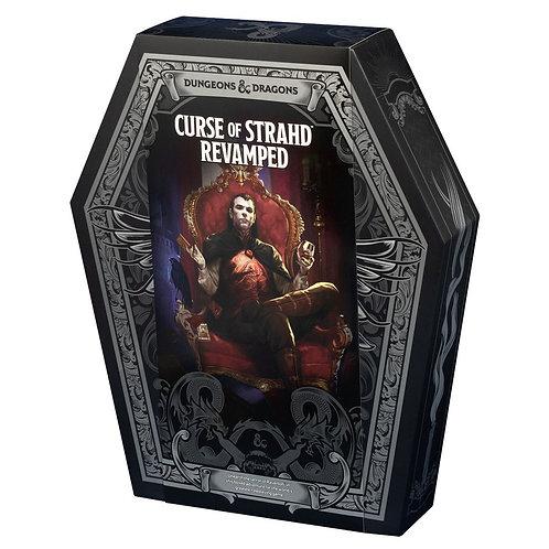D&D Curse of Strahd: Revamped