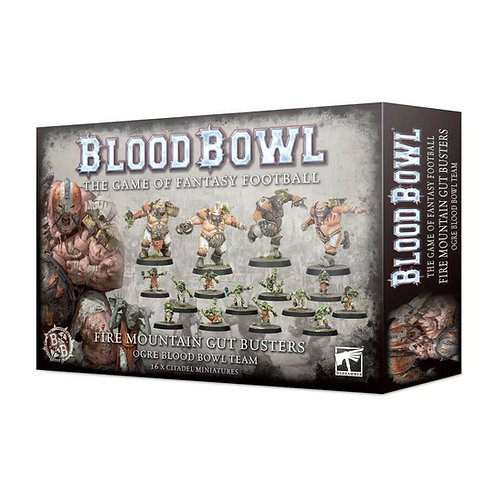 The Fire Mountain Gut Busters - Blood Bowl Team