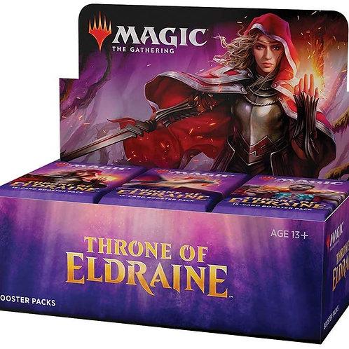 Throne of Eldraine Draft Booster Display