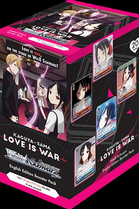 Kaguya-sama: Love is War Booster Box