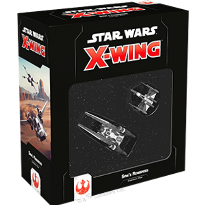 Star Wars X-Wing 2nd Edition Saws Renegades Expansion
