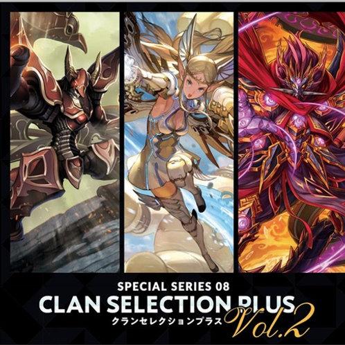 [Vanguard] V-SS08 Clan Selection Plus Vol.2