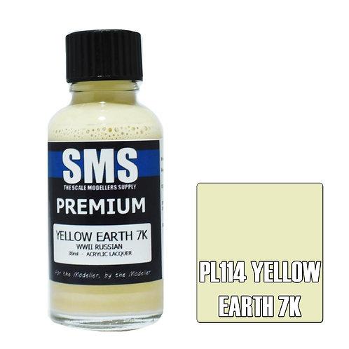 Premium YELLOW EARTH 7K 30ml