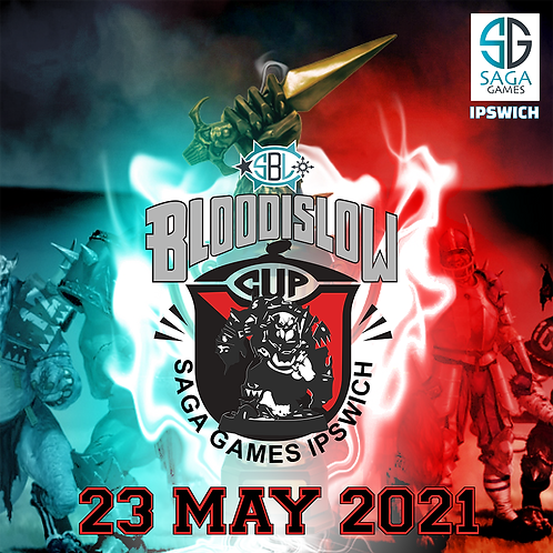 The Bloodislow Cup (Blood Bowl) - Entry (1)