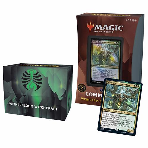 Strixhaven Commander Deck: Witherbloom Witchcraft