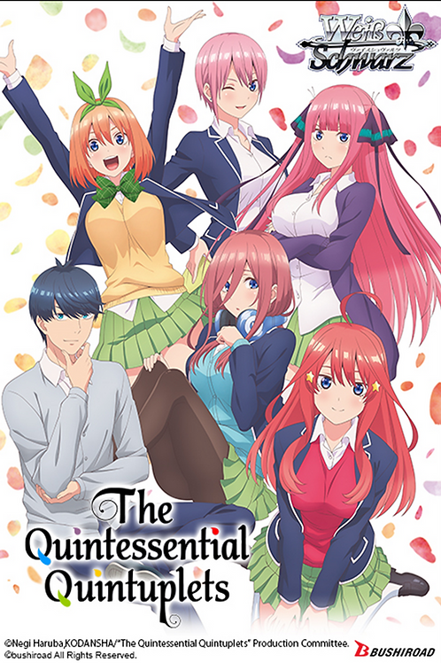 The Quintessential Quintuplets Booster Box