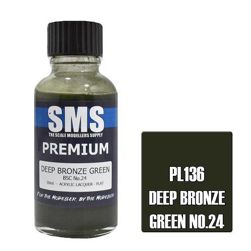Premium DEEP BRONZE GREEN 30ml