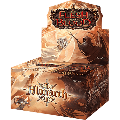 Flesh and Blood - Monarch Booster Box 1st Edition