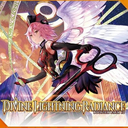 [Vanguard] V-BT12 Divine Lightning Radiance Booster RELEASES DEC 18