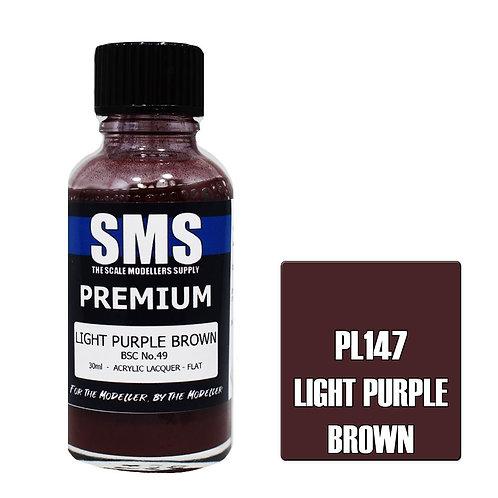 Premium LIGHT PURPLE BROWN 30ml