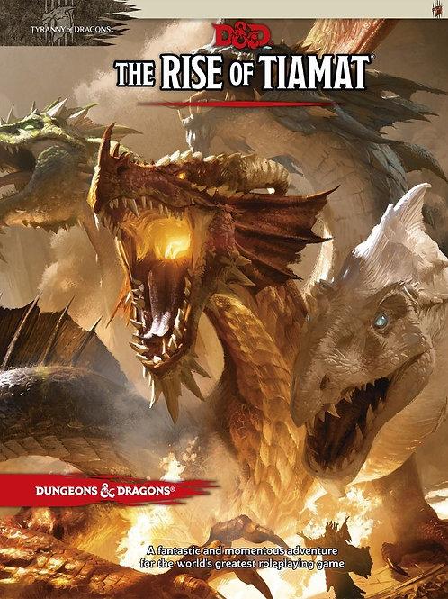 D&D Adventure The Rise of Tiamat