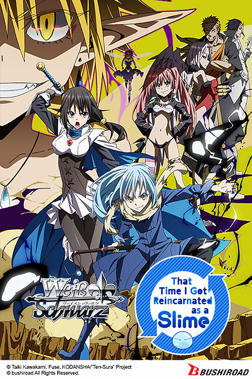 That Time I Got Reincarnated as a Slime Vol.2 Booster Box