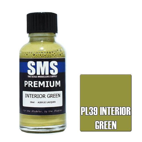 Premium INTERIOR GREEN 30ml