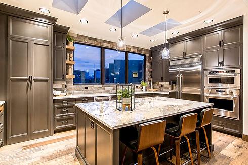 Richardson Brothers Custom Home_Kitchen_