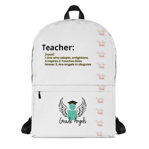Teacher Tribe Backpack