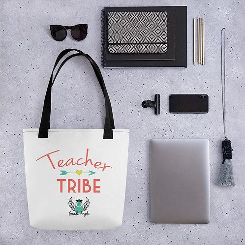 Teacher Tribe Tote bag