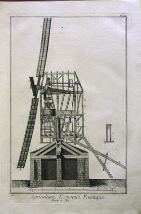 Denis Diderot e Jean-Baptiste Le Rond d'Alembert