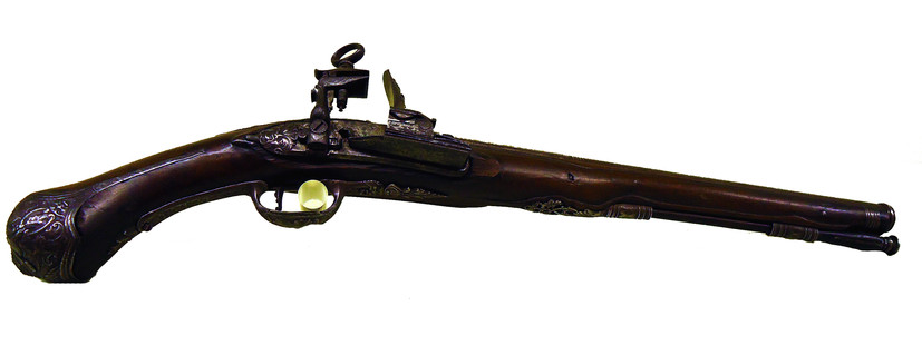 Pistola ad avancarica