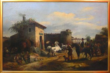 Il mercato dei cavalli
