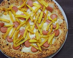 Pizza Tedesca
