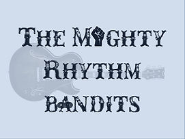 The Mighty Rhythm Bandits new logo 2019.
