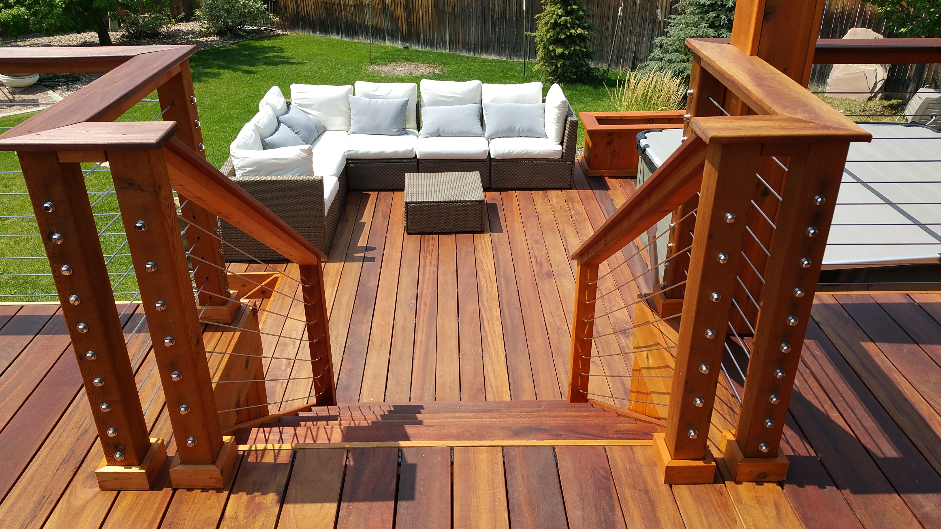 Deck & Patio