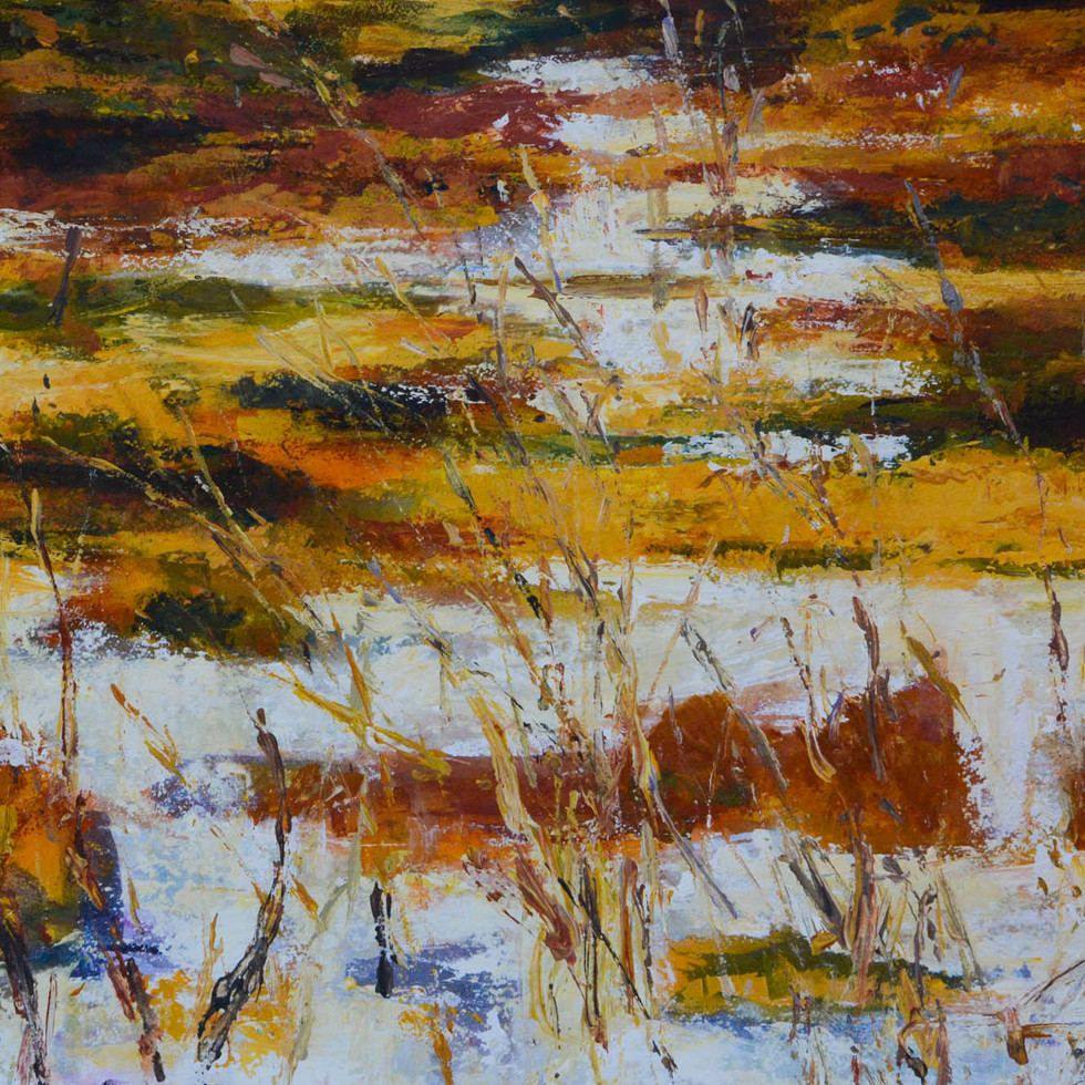 SOLD - Melting Snow 2