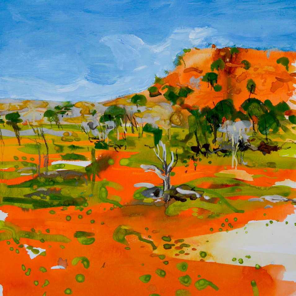 SOLD - Hillside - Mootwingee