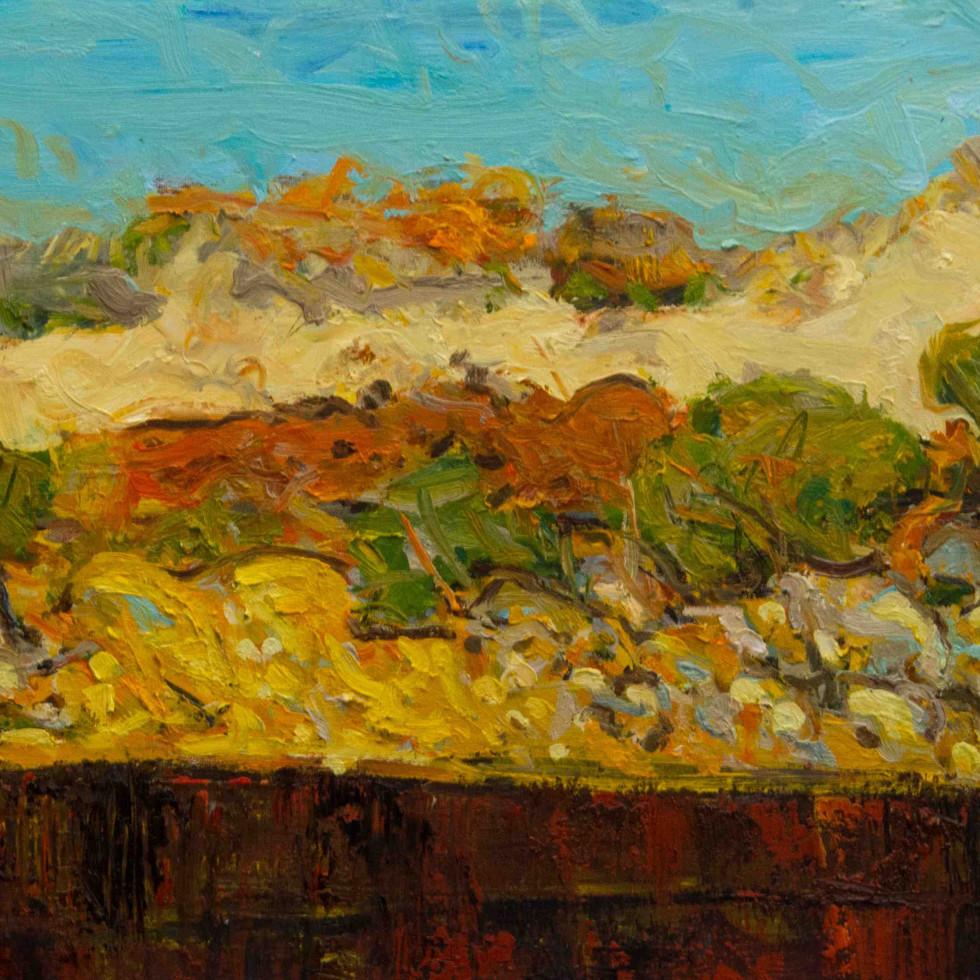 Broken Hill Slagheap
