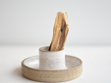Feed Your Spirit with Palo Santo