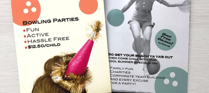 Birthday/Event flyer