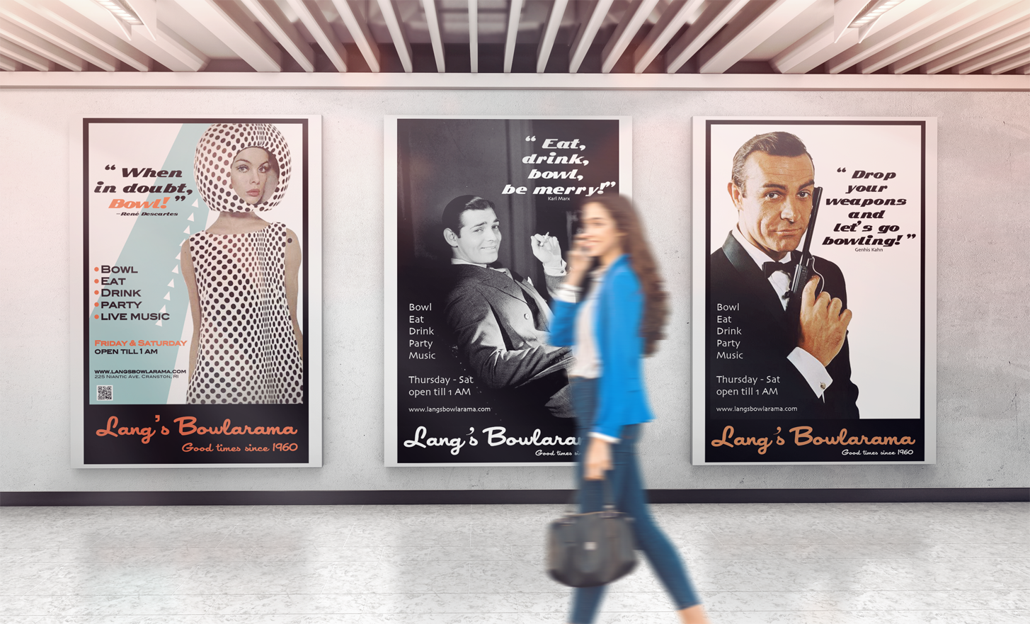 Poster serie