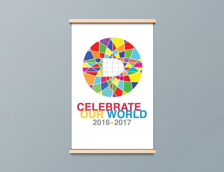 Year logo