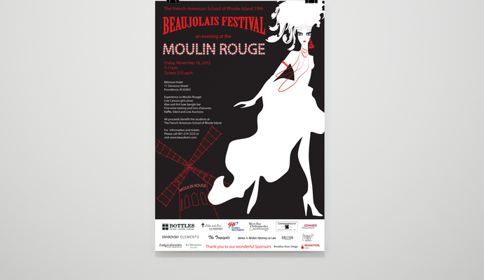 Poster with Sponsors